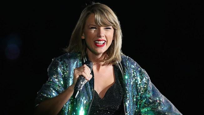 Taylor Swift Donates to UCONN Student's HuskyTHON Efforts