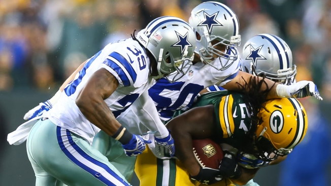 Brandon Carr Doesn't View Contract as a Burden
