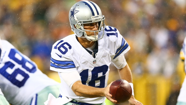 Garrett: Cowboys Believe in Matt Cassel
