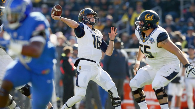 Goff Says He'll Be Full Participant at the Combine