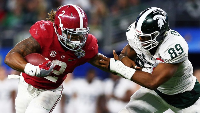 Derrick Henry Has Pre-Draft Meeting Scheduled with Cowboys