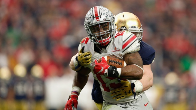 Scouting the NFL Draft: RB Ezekiel Elliott