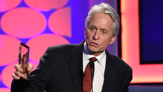 Michael Douglas, Lily Tomlin Honored at AARP Movies for Grownups Awards