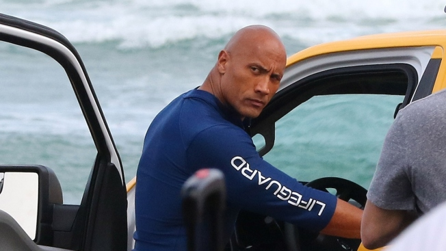 'Baywatch' Squad Hits the Beach in New Cast Photos