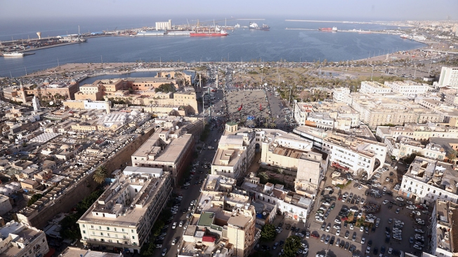 US Military Loses Drone Over Libyan Capital