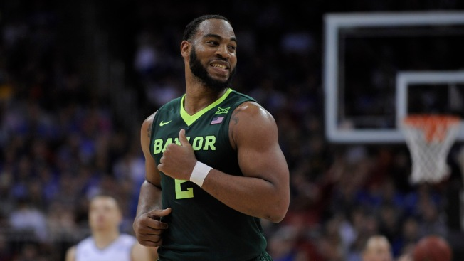 Cowboys draft ex-Baylor basketball player Rico Gathers