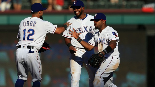 One-Hit Wonders: Rangers Beat Mariners 3-2 on Opening Day
