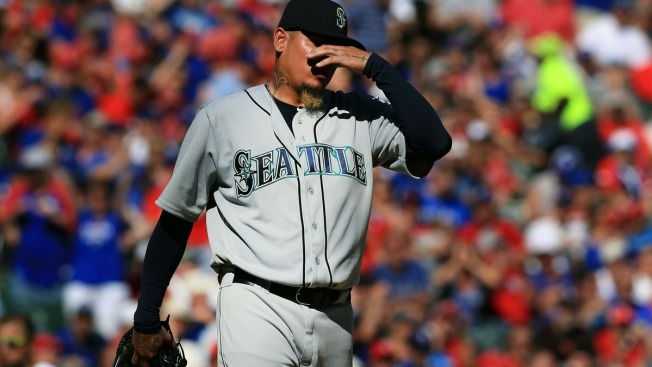 Rangers Avoiding Two Key Mariners