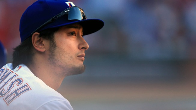 Darvish Gives Update on Progress