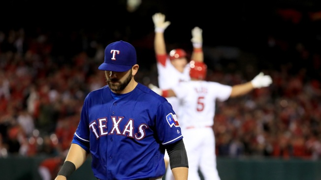 Rangers Escape Bases-Loaded Jam in 8th, Lose in 9th