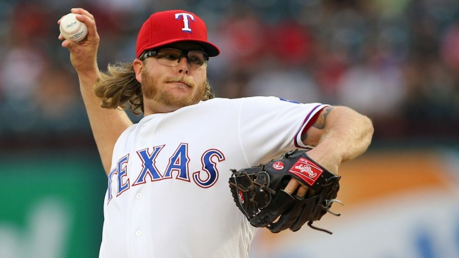 Rangers Pitcher Griffin Ready for Opportunity to Start Again