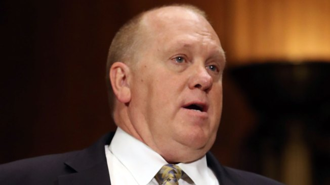 New Acting ICE Chief Pledges More Immigration Jail Space