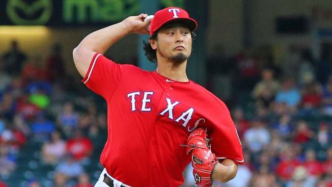 Astros Finally Beat the Rangers 3-1, Darvish Early Exit