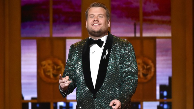 'Late Late Show's' James Corden to Host Grammy's in February