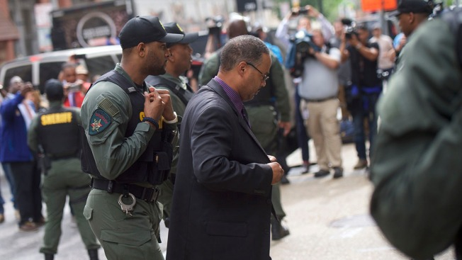 Freddie Gray Case: Disciplinary Board Hears Officer's Case