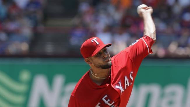 Rangers Take Another Series with 6-2 Win Over Red Sox