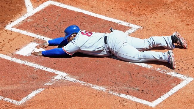 Rangers Sliding, Fall to Red Sox 12-5