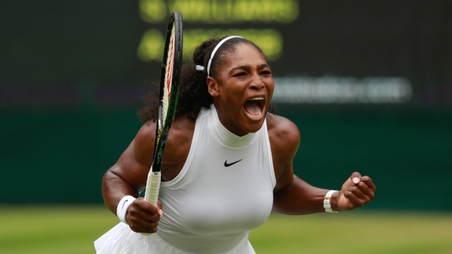 Serena Williams defeats Angelique Kerber to win 22nd championship at Wimbledon