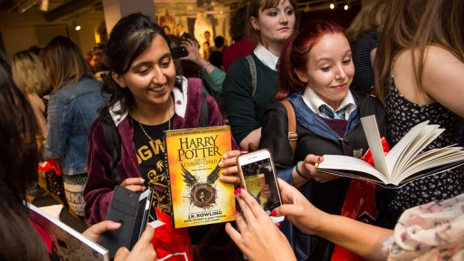 There's a Big 'Harry Potter' Convention Coming to Dallas in 2018