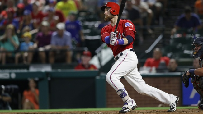 MLB Trade Deadline: Rangers Trade Lucroy to the Colorado Rockies
