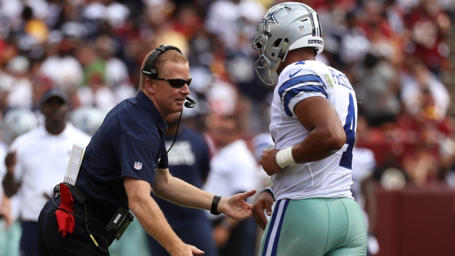 Jason Garrett, Staff Failed Dak Prescott in 2017