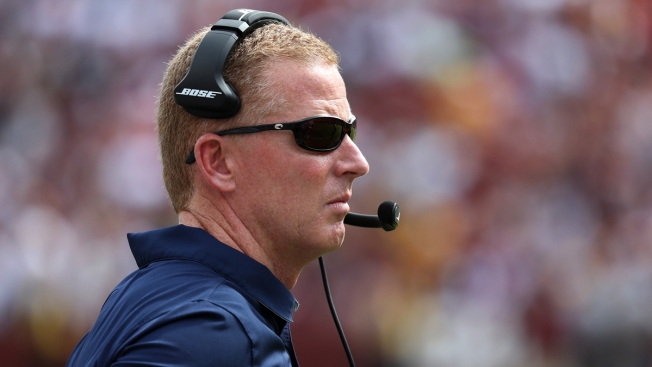 Jason Garrett Is The Midseason Coach Of The Year