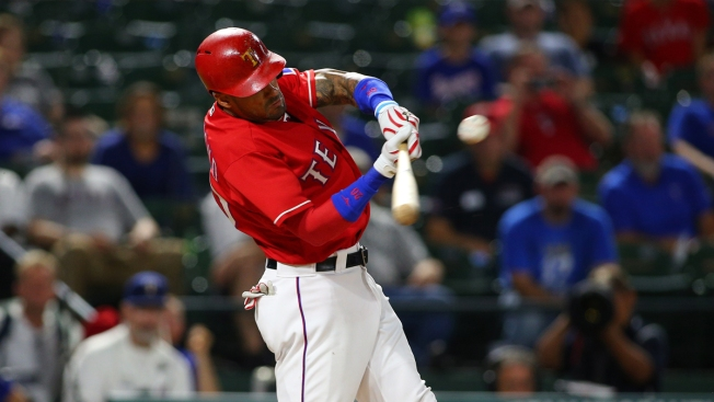 Rangers Rally Again, Magic Number 4 After Beating Angels