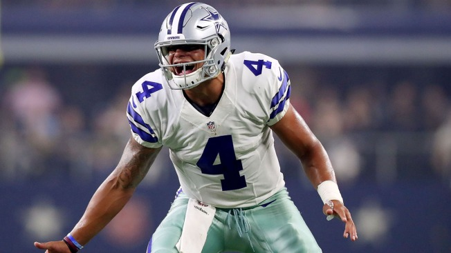 Pro Football Focus: Dak NFL's Top Rookie So Far