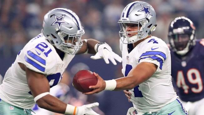 Five Dallas Cowboys Selected to Pro Bowl