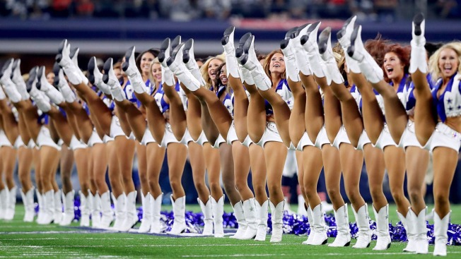 Dallas Cowboys Cheerleaders How The Iconic Uniforms Came To Be
