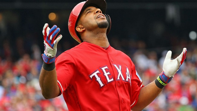 Rangers' Elvis Andrus Reveals Engagement in Romantic Photo