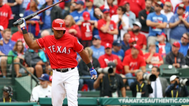 Beltre Out of Rangers' Lineup Again After Ankle-Sprain