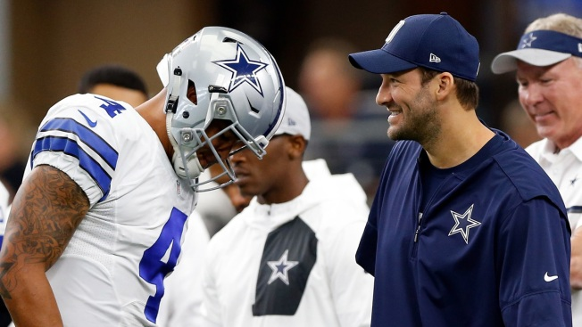 Cowboys remain noncommittal on quarterback situation