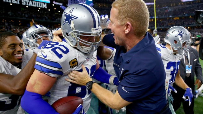 How Jason Garrett's Dad Influenced His Coaching Career