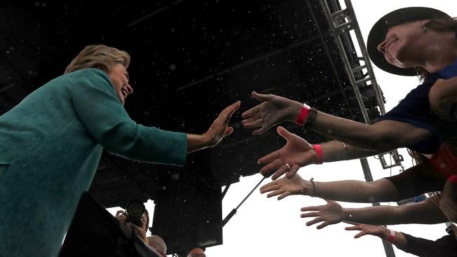 Race Tightening, Clinton Leans on Retooled Obama Alliance