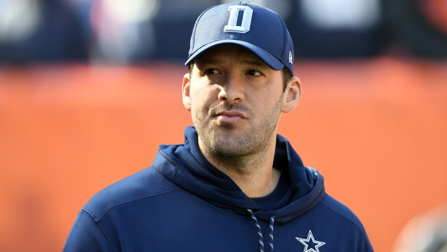 Romo Has Sights Set on QB Job Outside Dallas: Report