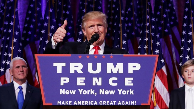 Uncertain Trump Team Prepared 2 Election Night Speeches: Sources