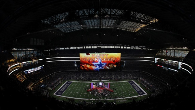 Look Back: Halftime Performers at Cowboys Thanksgiving Day Games