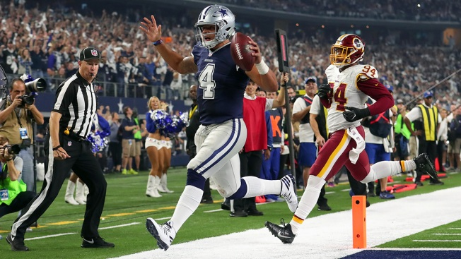 Dallas Cowboys QB Dak Prescott Announces Plans to Further his Education