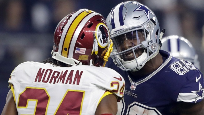Good Feelings Gone as Bryant, Norman Feud After Cowboys' Win