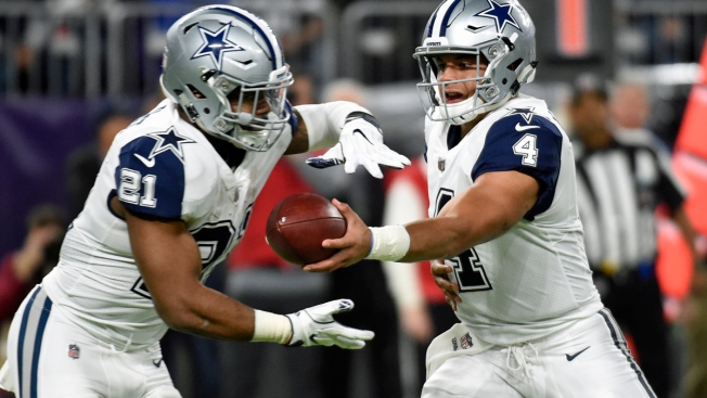 Cowboys Dak Prescott and Ezekiel Elliott Nominated for 2017 ESPYs