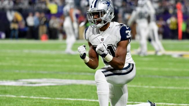 Cowboys' Byron Jones Eyeing Interceptions in 3rd Season
