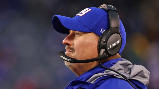 NFL Fines Giants $150,000, McAdoo $50,000 for Walkie-Talkie