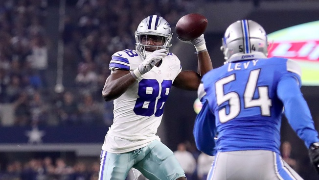 Prime-Time Fun for Cowboys With Dez Throwing, Catching TDs