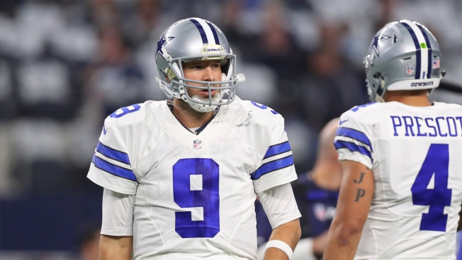 Moving on From Tony Romo Could Be Difficult for Cowboys: Report