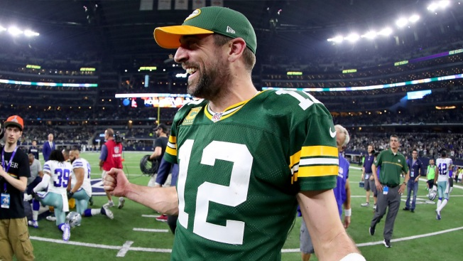 Aaron Rodgers Owns JerryWorld