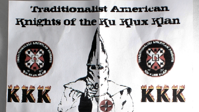 Wife, Stepson Charged in Death of KKK Leader