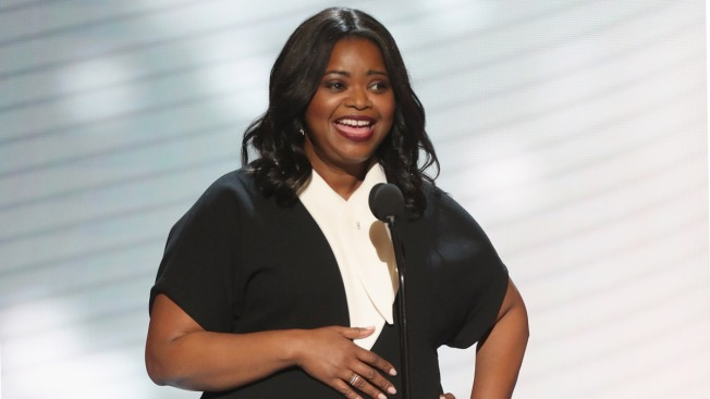 Octavia Spencer Like You've Never Seen Her Before in 'Ma'