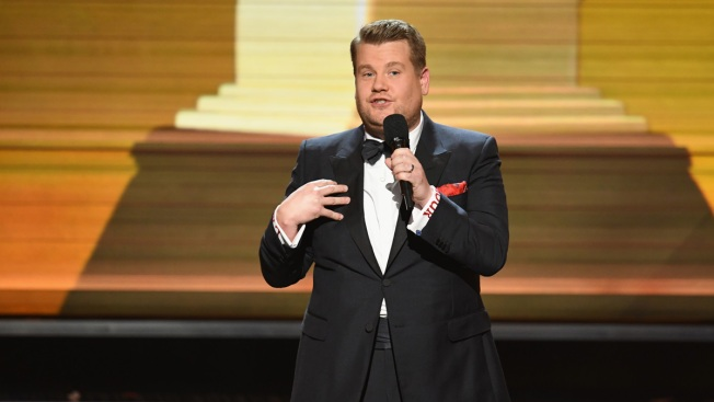 James Corden Says Grammys Will Include 'Me Too' Moment