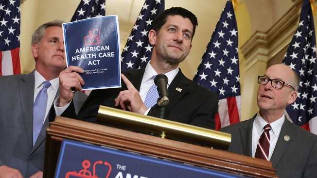 GOP Health Care Plan Would Strain State Budgets